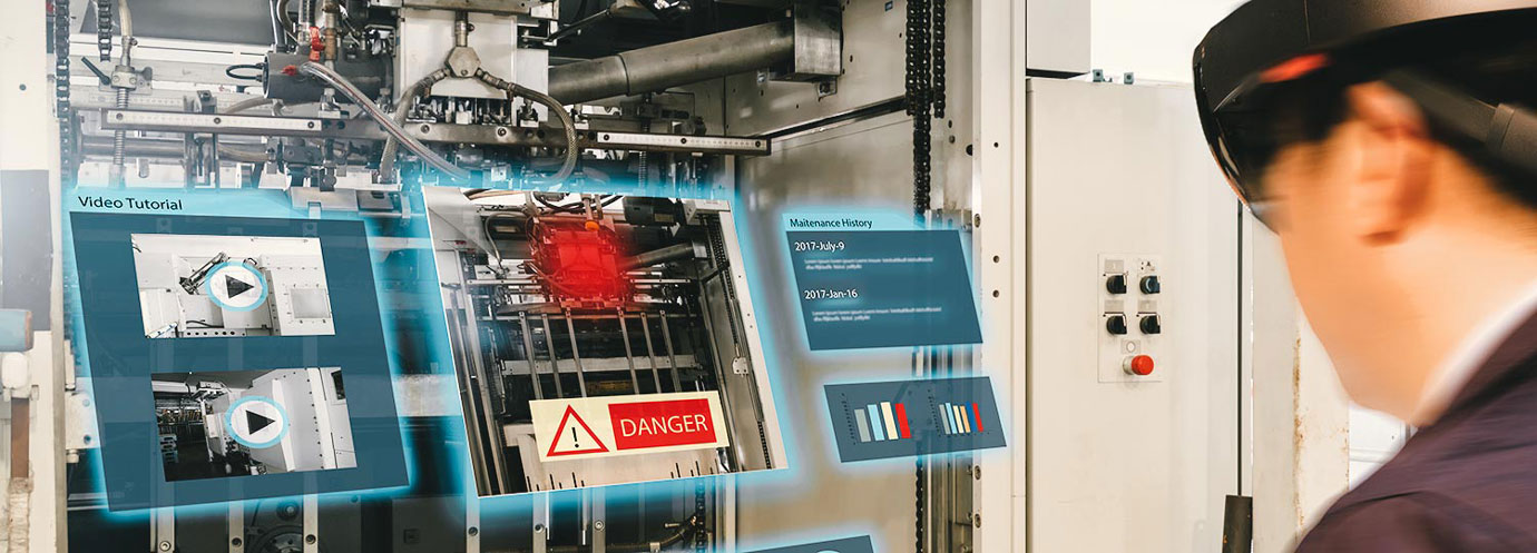 Augmented Reality, IoT und Industrie 4.0